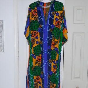 Vintage dress/ kaftan